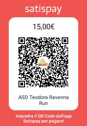Satispay teodora d'estate 15 euro